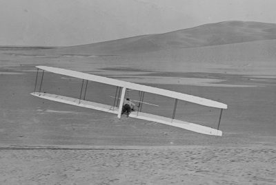 Wright Brothers glider