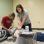 Faculty research examines best practices for CPR, lacrosse