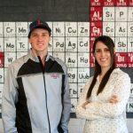 Chemistry grads land in pharmacy school