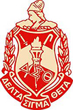 Delta Sigma Theta shield