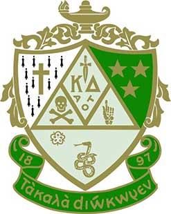 Kappa Delta seal