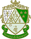Kappa Delta shield