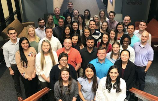 PA Medicine class of 2021 cohort