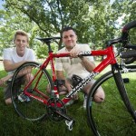 LC physicist and student predict Tour de France winning times